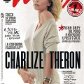Charlize Theron Max Italy magazine - October 2012