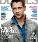 Colin Farrell Details Magazine November 2012