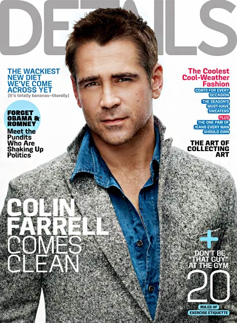"Colin Farrell On Fatherhood: ""I Don't Know What I'm Doing, And That's A Very Liberating Thing!"""