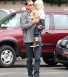 Gavin Rossdale Takes His Boys Kingston and Zuma to Bookstar