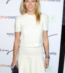 Gwyneth Paltrow at the launch of the 'Tracy Anderson Method Pregnancy Project' in support of 'Every Mother Counts' in New York CIty, NY on October 5th, 2012.