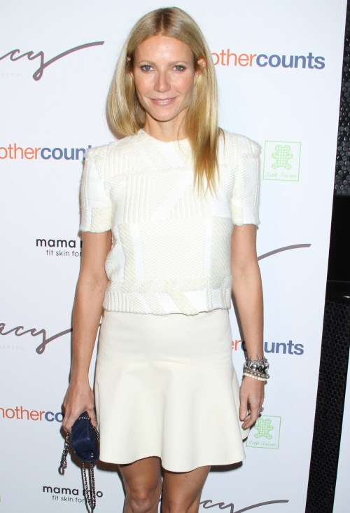 Gwyneth Paltrow Keeps Her Kids Active