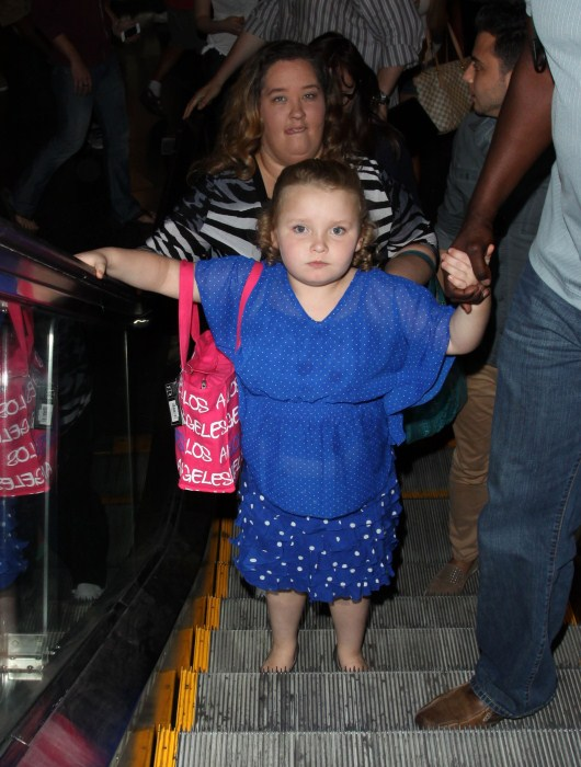 Honey Boo Boo Goes To Hollywood!