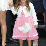 Jennifer Lopez's Daughter Emme Wears $2400 of Chanel Accessories