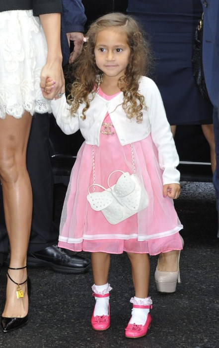 Jennifer Lopez's Daughter Emme Wears $2400 of Chanel ...