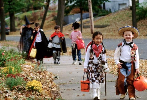 Top Five Halloween Safety Tips