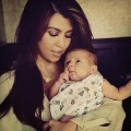 Instagram photo of Kourtney Kardashian and daughter Penelope