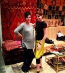 Lily Allen Debuts Baby Bump on Twitter