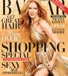 Nicole Kidman Harper's Bizaar Magazine