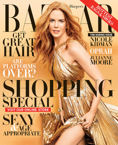 "Nicole Kidman: ""I'm So Attached"" To My Children"