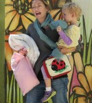 Semi-Exclusive... Rebecca Gayheart Picks Billie Up From Daycare