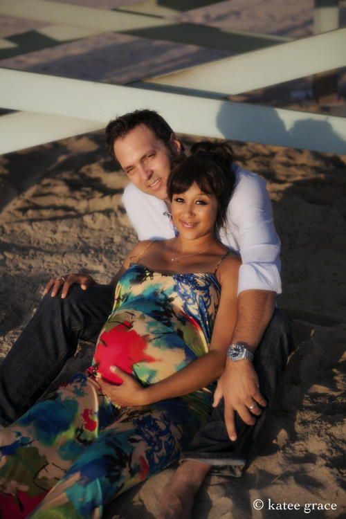Tamera Mowry & Adam Housley Welcome Aden John