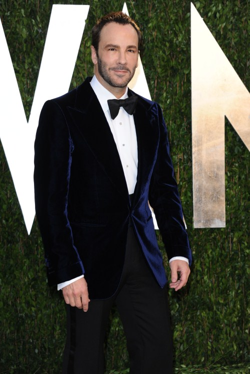 Tom Ford Welcomes Son Alexander John