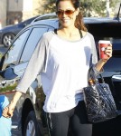 Exclusive... Brooke Burke Out And About With Her Family