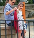 Katie Holmes Changes Daughters Suri's Name