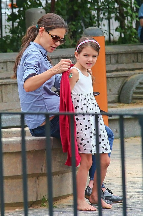 Katie Holmes Changes Daughter Suri's Name