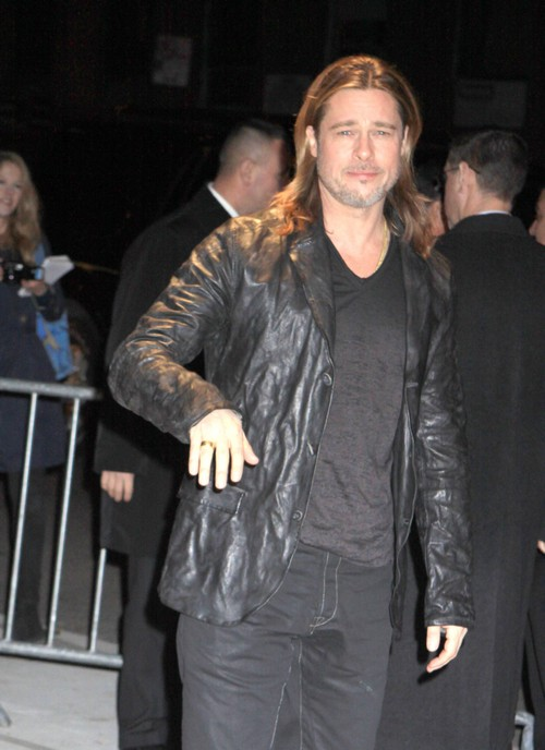 Brad Pitt Doesn't Betray His Kids By Lying About Santa