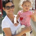 Halle Berry Takes Daughter Nahla To School Amid Controversy