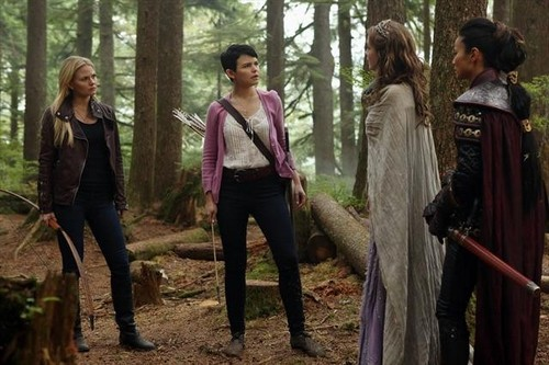 "Once Upon a Time Recap: Season 2 Episode 8 ""Into the Deep"""