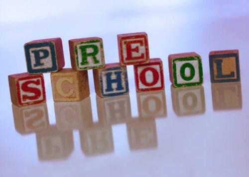 Homemade Preschool!