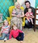 Tori Spelling Shows Us Son Finn`s Nursery