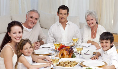 Surviving Thanksgiving with Kids