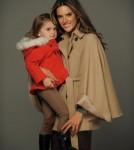 Alessandra Ambrosio & Anja London Fog Ad