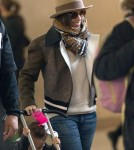Alicia Keys & Egypt Touch Down In Paris