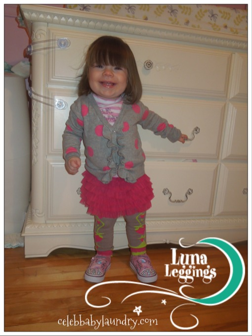 What's Ava Wearing Today? Luna Leggings