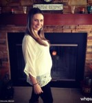 Beverly Mitchell Debuts Her Baby Bump