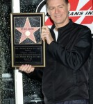 Bryan Adams Receiving Star On Hollywood Walk Of Fame