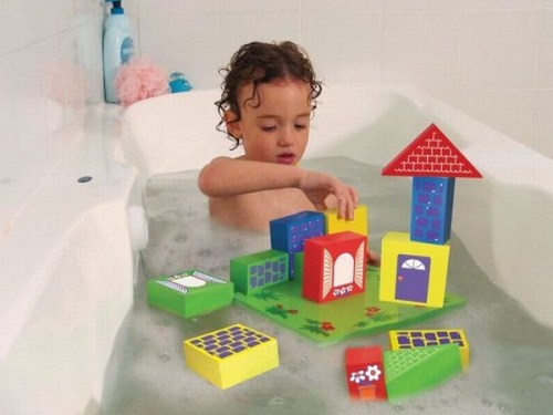 Mom Advice: Surviving Bath Time