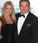 David Walliams And Lara Stone - Photocall