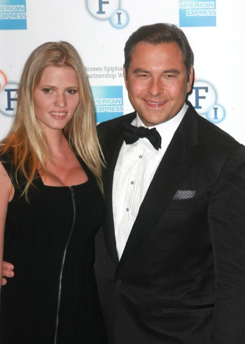 Lara Stone & David Walliams Expecting First Child Together
