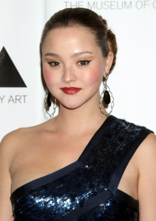 Devon Aoki at The 2011 MOCA Gala