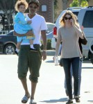 Ellen Pompeo and Chris Ivery Take Stella Shopping