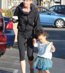 Ice Cream Date For Ellen Pompeo And Daughter Stella