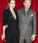 Guy Ritchie and Jacqui at the Sherlock Holmes: A Game Of Shadows UK Premiere