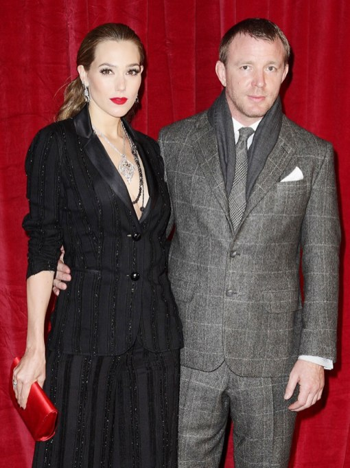 Guy Ritchie & Jacqui Ainsley Welcome Baby No. 2