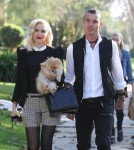 Gwen Stefani Celebrates Thanksgiving With Her Family