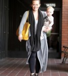 Hilary Duff And Son Luca Out and About In LA