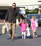 Jen & Ben Take The Girls To The Farmers Market