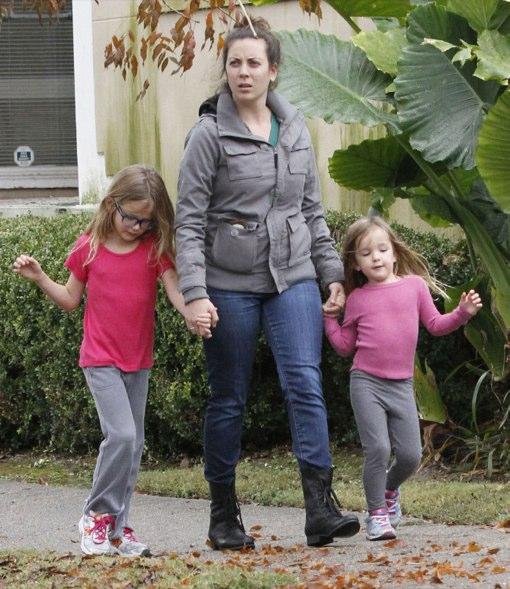 jennifer garner hanging out with her kids violet seraphina and samuelJennifer Garner Kids Samuel