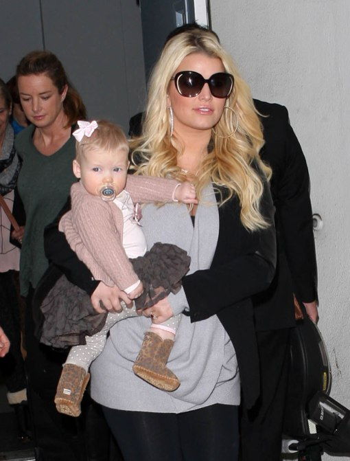 Jessica Simpson Is Expecting a Baby Boy