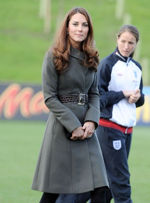 REPORT: Kate Middleton Is Pregnant