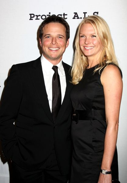 Scott Wolf & Kelly Limp Welcome Baby Son Miller William