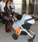 Kourtney Kardashian and Family Back in Miami