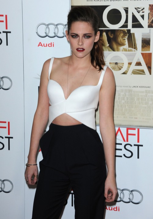 "Kristen Stewart: ""I Can't Wait To Be A Mom"""