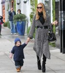 Rachel Zoe Shops With Son Skyler In Beverly Hills
