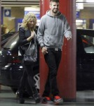 Pregnant Shakira & Gerard Pique Out On A Movie Date